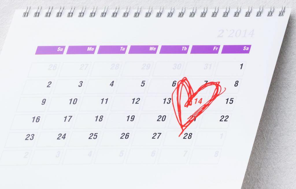 Calendario Dell Ovulazione.Periodo Fertile Individuarlo Col Calcolo Dell Ovulazione