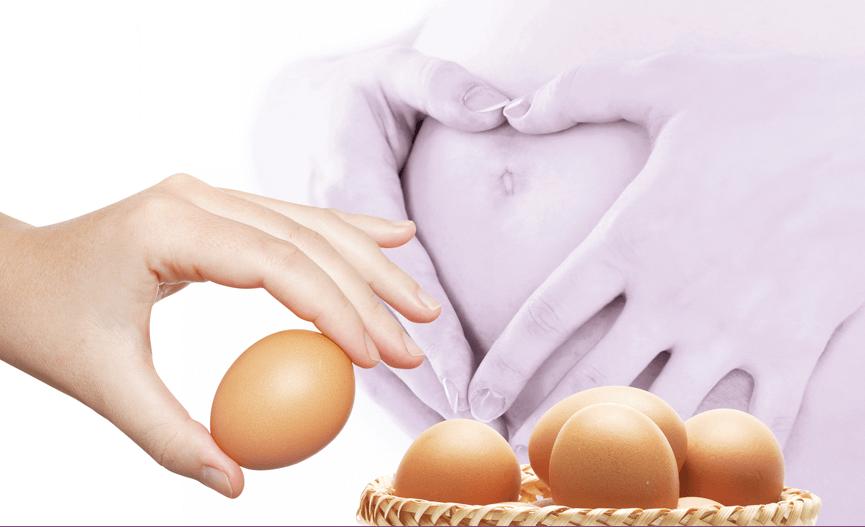 congelare gli ovuli vetrificazione