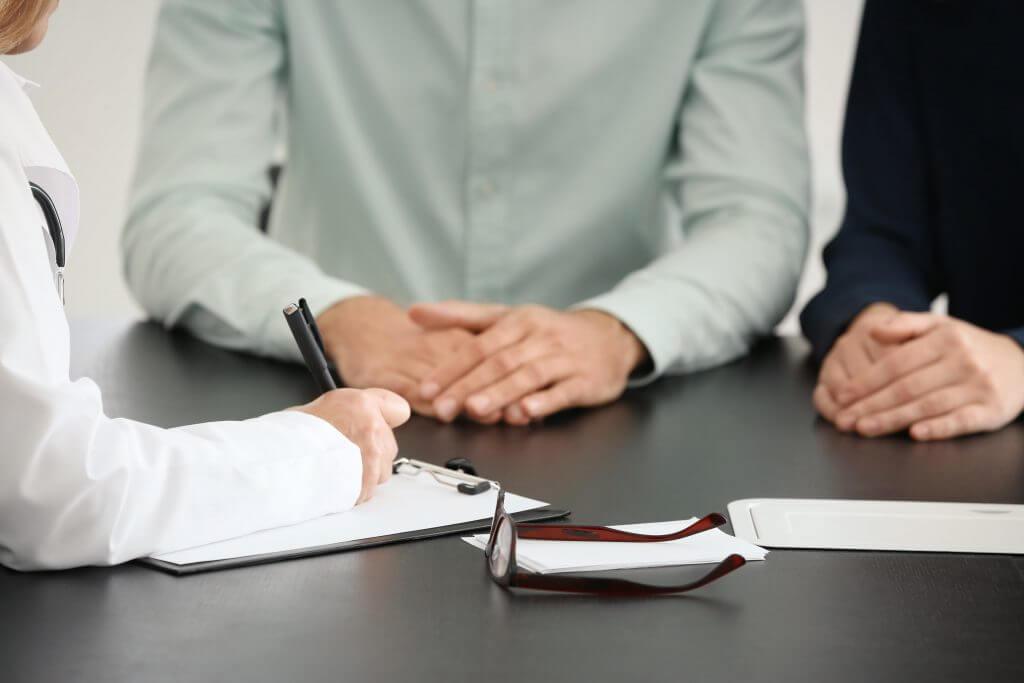 fasi del trattamento di PMA consulto