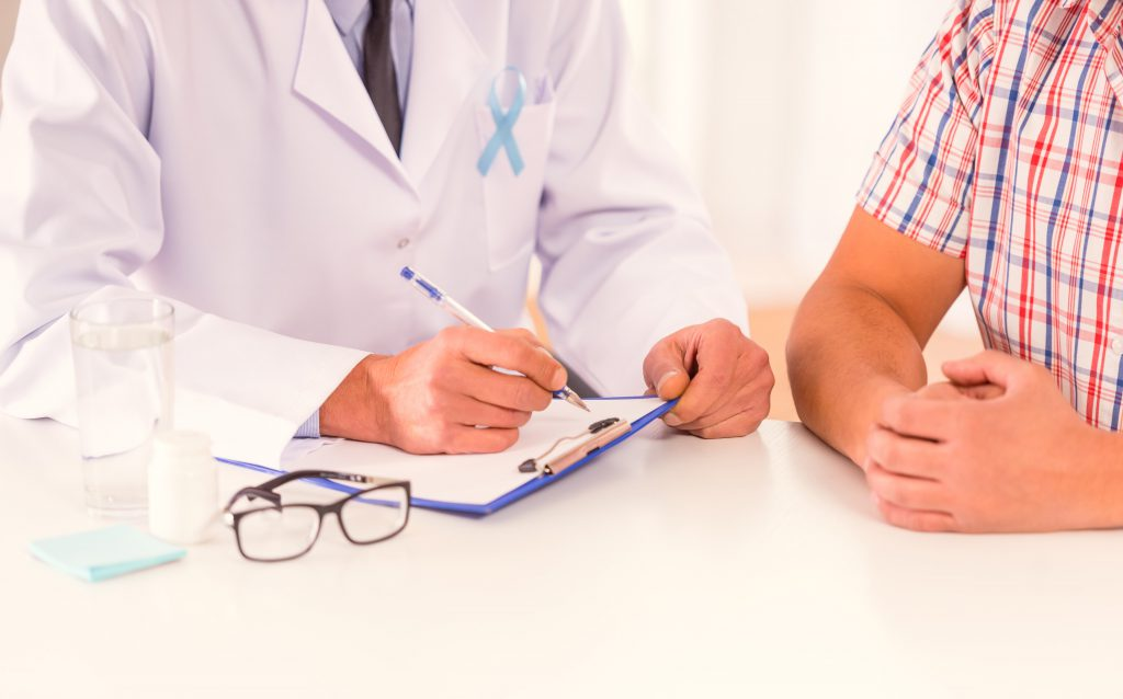 tempo di recupero dopo la radioterapia per il cancro alla prostata